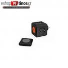 Allocacoc PowerCube Remote Set - Πολύμπριζο - Μαύρο