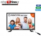Manta TV LED220Q7 21.5΄΄, FULL HD 1920x1080