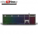 Keyboard Aluminium Zeroground KB-2100G SOKI