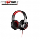 Headphone Edifier USB 7.1 V4 Black/Red