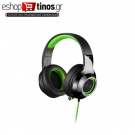 Headphone Edifier USB 7.1 V4 Black/Green