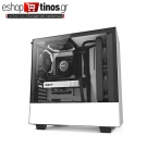 NZXT H500 MATTE WHITE – TEMPERED GLASS