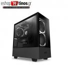 NZXT H510 ELITE BLACK- TEMPERED GLASS -SMART 2ND GEN – RGB FAN/LED – VERTICAL GPU MOUNT – ATX CASE