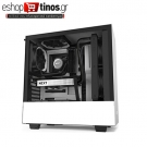 NZXT H510 WHITE – TEMPERED GLASS