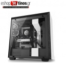 NZXT H700 MATTE WHITE – TEMPERED GLASS