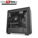 NZXT H710 BLACK – TEMPERED GLASS – 272MM EATX PC CASE