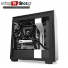 NZXT H710 WHITE- TEMPERED GLASS – 272MM EATX PC CASE