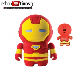 MARVEL Iron Man Power Bank 2600 mAh
